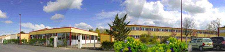 Les écoles et le collège de Mazières en Gâtine - Mazières en
